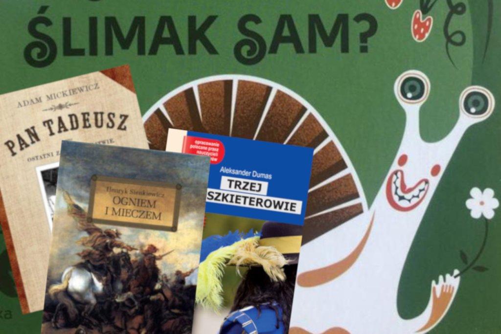 Nie Tylko Książka O ślimaku Samie Oto 10 Lektur Które